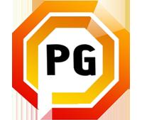 پارس گرانول PVC لوگو